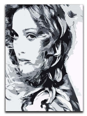 Madonna Pop Art Canvas Print or Poster  - Canvas Art Rocks - 1
