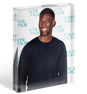 Malachi Kirby Acrylic Block - Canvas Art Rocks - 1