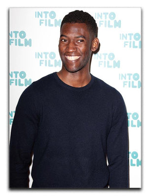 Malachi Kirby Canvas Print or Poster - Canvas Art Rocks - 1