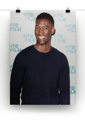 Malachi Kirby Canvas Print or Poster - Canvas Art Rocks - 2