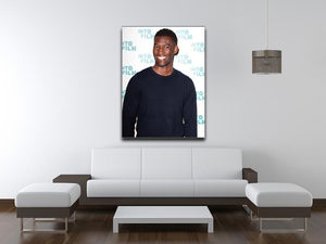 Malachi Kirby Canvas Print or Poster - Canvas Art Rocks - 4