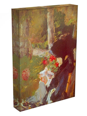 Manets Mother by Manet Canvas Print or Poster - Canvas Art Rocks - 3