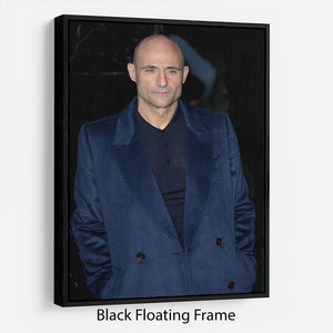 Mark Strong Floating Frame Canvas - Canvas Art Rocks - 1