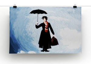 Mary Poppins Print - Canvas Art Rocks - 2