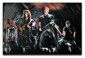 Metallica Live Canvas Print or Poster  - Canvas Art Rocks - 1