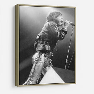 Mick Jagger 1973 HD Metal Print
