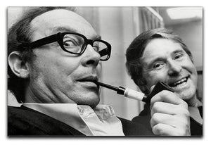 Morecambe and Wise in the 70s Canvas Print or Poster  - Canvas Art Rocks - 1