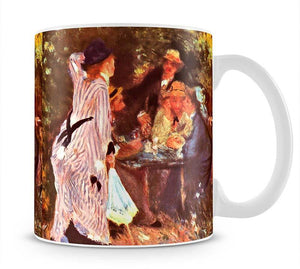Moulin de la Galette by Renoir Mug - Canvas Art Rocks - 1