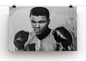 Muhammad Ali Canvas Print or Poster - Canvas Art Rocks - 2