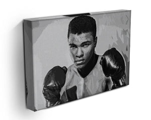 Muhammad Ali Canvas Print or Poster - Canvas Art Rocks - 3