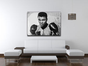 Muhammad Ali Canvas Print or Poster - Canvas Art Rocks - 4