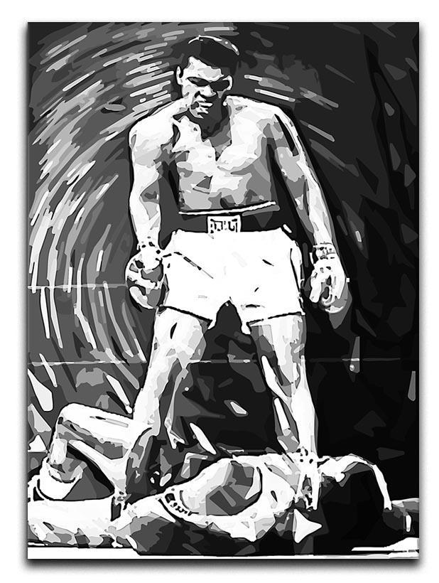 Muhammad Ali Pop Art Canvas Print or Poster  - Canvas Art Rocks - 1