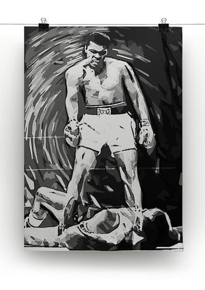 Muhammad Ali Pop Art Canvas Print or Poster - Canvas Art Rocks - 2