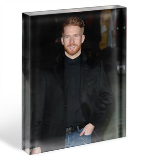 Neil Jones Acrylic Block - Canvas Art Rocks - 1