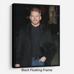 Neil Jones Floating Frame Canvas - Canvas Art Rocks - 1