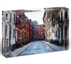 New York Historic buildings Acrylic Block - Canvas Art Rocks - 1
