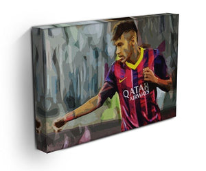 Neymar Print - Canvas Art Rocks - 3