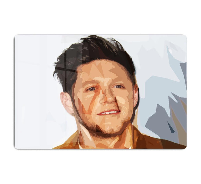 Niall Horan of One Direction Pop Art HD Metal Print