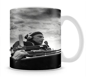 Observer listening post Mug - Canvas Art Rocks - 1