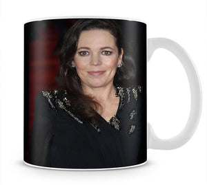 Olivia Coleman Mug - Canvas Art Rocks - 1