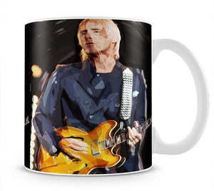 Paul Weller Pop Art Mug - Canvas Art Rocks - 1