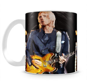Paul Weller Pop Art Mug - Canvas Art Rocks - 2