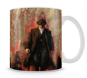 Peaky Blinders Mug - Canvas Art Rocks - 1