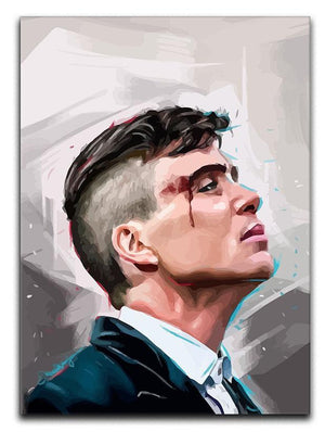 Peaky Blinders Pop Art Canvas Print or Poster  - Canvas Art Rocks - 1