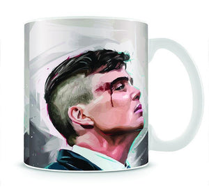Peaky Blinders Pop Art Mug - Canvas Art Rocks - 1