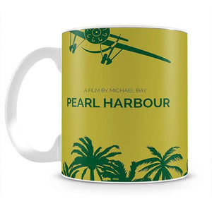 Pearl Habour Minimal Movie Mug - Canvas Art Rocks - 2