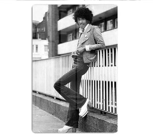 Phil Lynott HD Metal Print - Canvas Art Rocks - 1