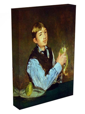 Portait of Leon Leenhoff by Manet Canvas Print or Poster - Canvas Art Rocks - 3