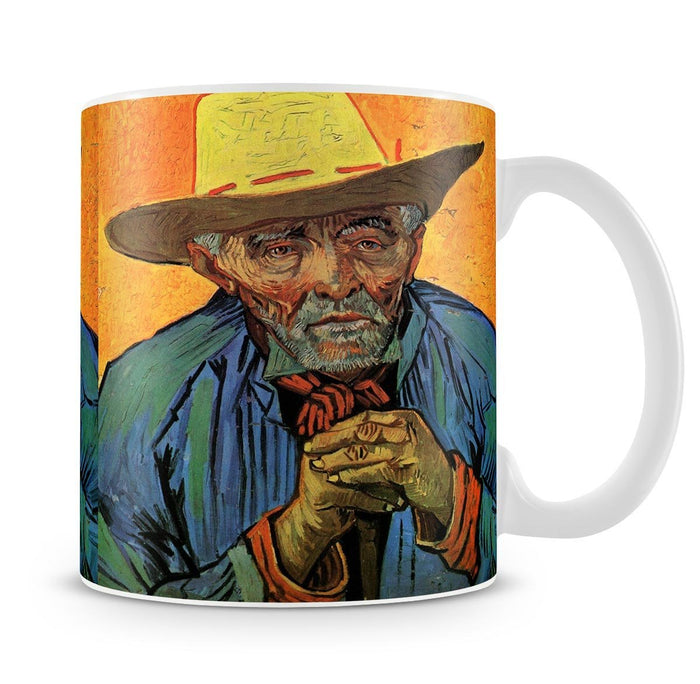 Portrait of Patience Escalier by Van Gogh Mug