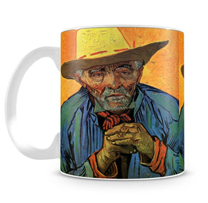 Portrait of Patience Escalier by Van Gogh Mug - Canvas Art Rocks - 4