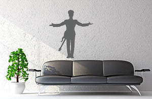 Prince Wall Sticker - Canvas Art Rocks