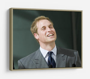 Prince William opening the Darwin Centre Museum HD Metal Print