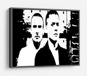 Prision Break HD Metal Print