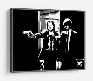 Pulp Fiction Path of the Righteous Man HD Metal Print