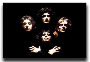 Queen Canvas Print or Poster