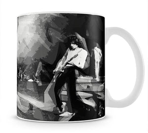 Queen Live Pop Art Mug - Canvas Art Rocks - 1