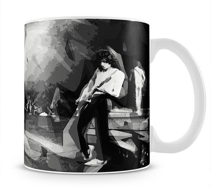 Queen Live Pop Art Mug