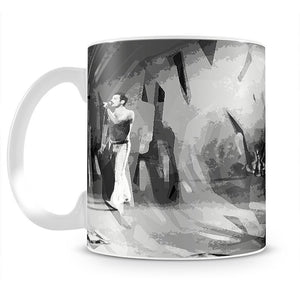 Queen Live Pop Art Mug - Canvas Art Rocks - 2