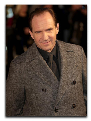 Ralph Fiennes Canvas Print or Poster - Canvas Art Rocks - 1