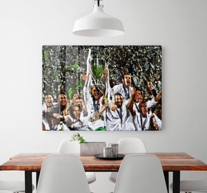 Real Madrid Champions League 2017 HD Metal Print