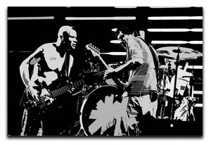 Red Hot Chili Peppers Canvas Print or Poster  - Canvas Art Rocks - 1