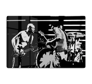 Red Hot Chili Peppers HD Metal Print