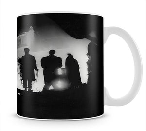 Rescuers in Soho London Mug - Canvas Art Rocks - 1