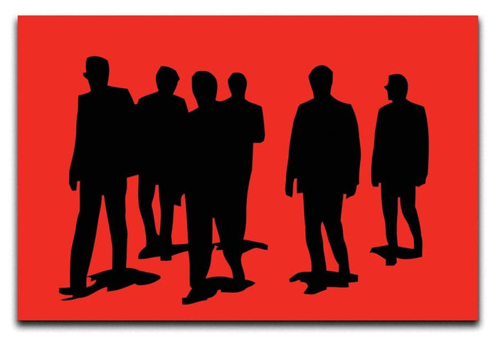 Reservoir Dogs Red Canvas Print or Poster