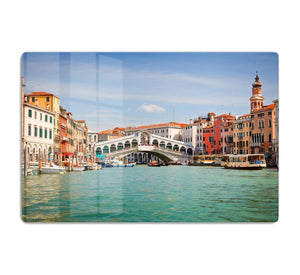 Rialto Bridge HD Metal Print