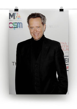 Richard E Grant in black Canvas Print or Poster - Canvas Art Rocks - 2